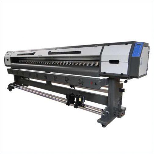 10FT DX5 LARGE FORMAT MACHINE