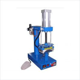 AIR CAP PRESS MACHINE
