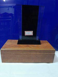 Award plaque C56