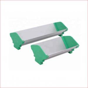 Emulsion scoop coater for screen printing