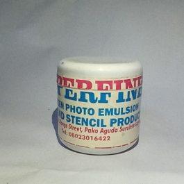3/4 Emulsion Ink