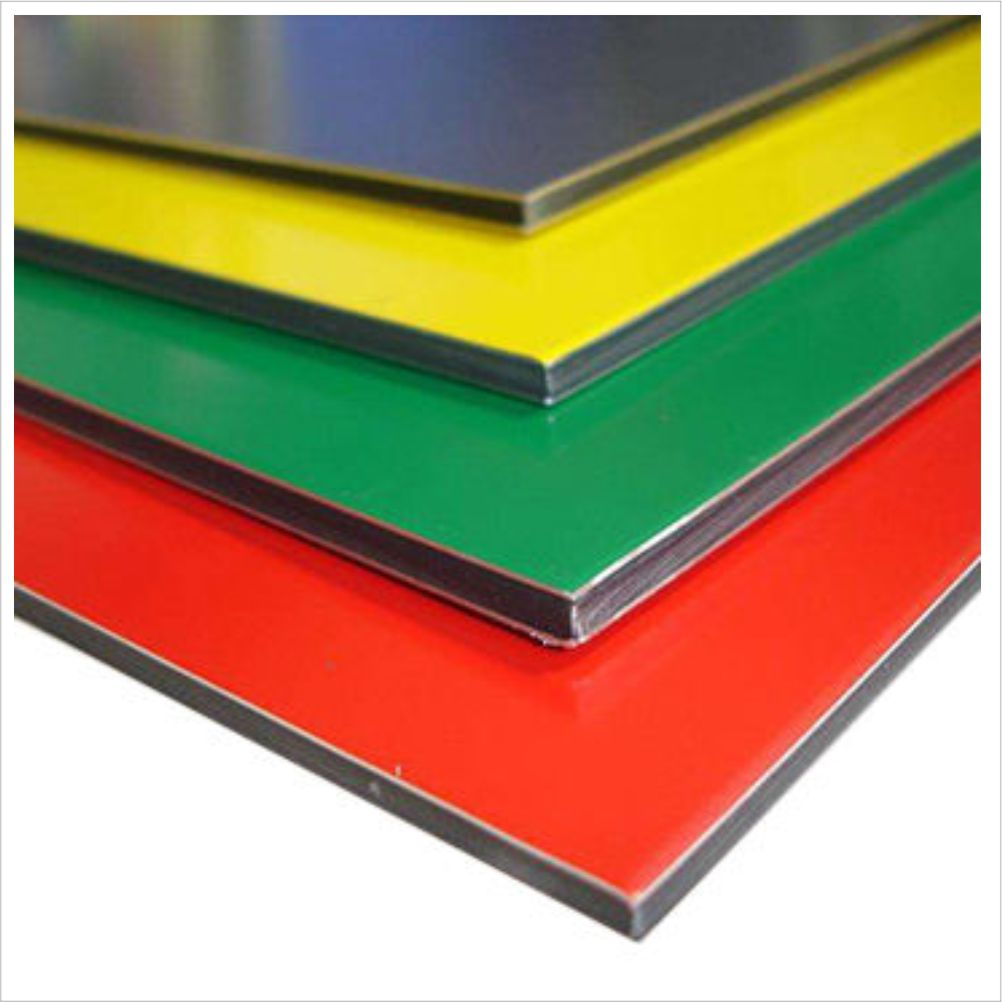 aluminium composite glass