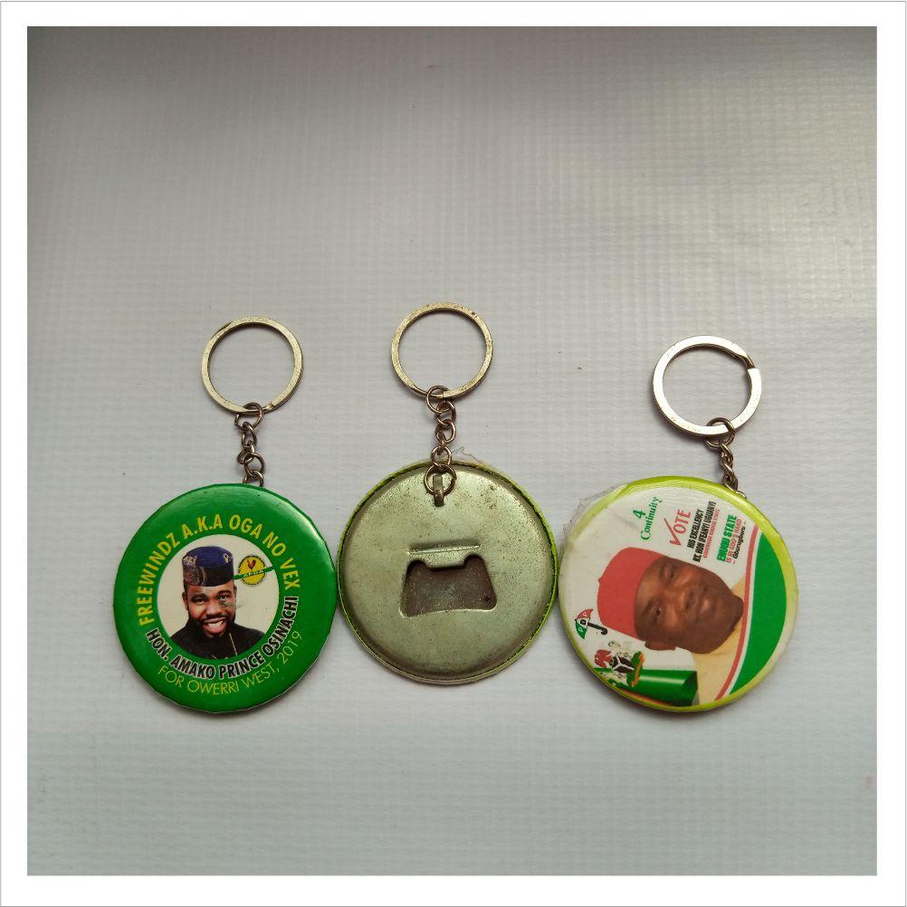 branded key holder