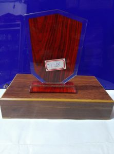 Award Plaque TY106