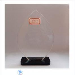 A36 acrylic award