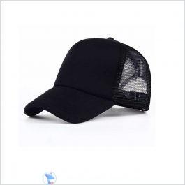 Black Sublimation cap