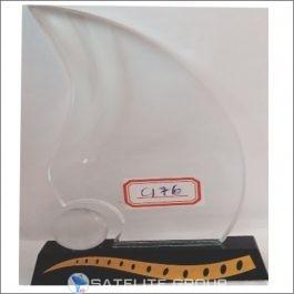 c176 glass award