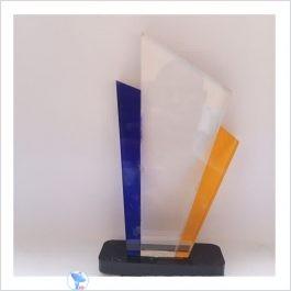 f03 acrylic award