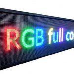 0.41*25mm 16*10 inches LED Display