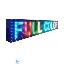 1.37*41mm full color LED Display